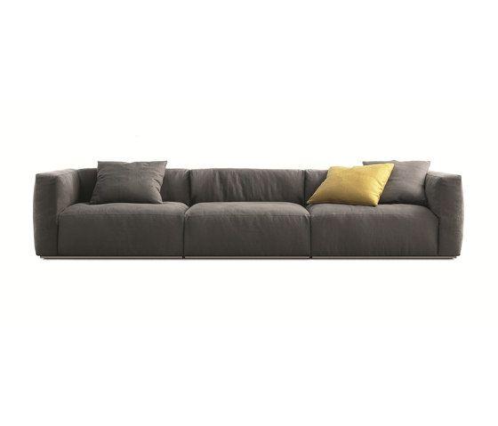 Shangai sofa by Poliform by Poliform