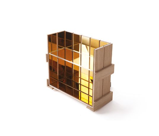 Shelf Crate 22. by Antique Mirror by Antique Mirror
