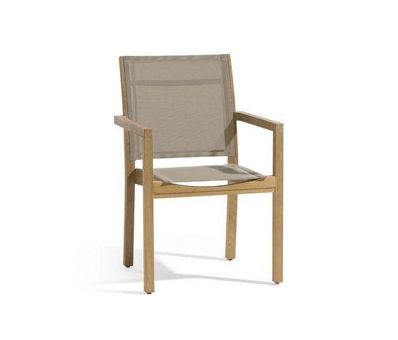 Siena textiles chair by Manutti by Manutti