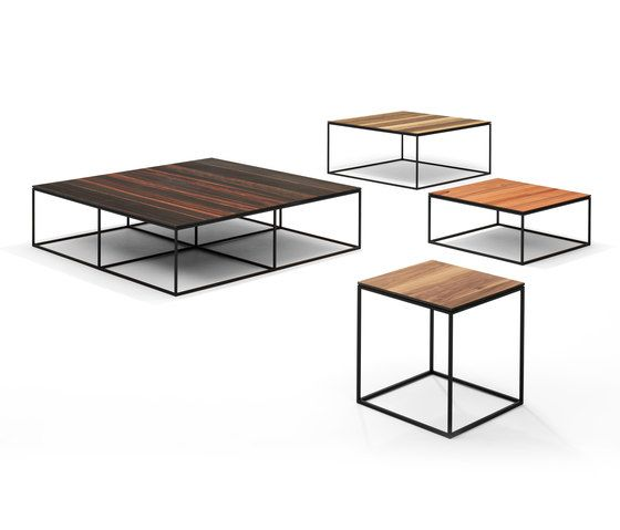 Slice coffee table by Linteloo by Linteloo