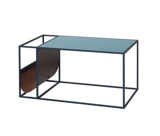 Slice Magazine glass collection by Linteloo by Linteloo