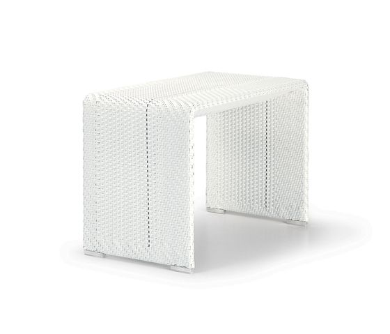 Slim Line Side table by DEDON by DEDON