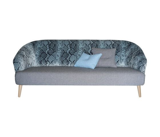 Smooth Sofa by Designers Guild by Designers Guild