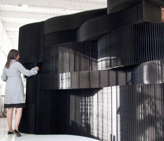 softblock | black paper by molo by molo