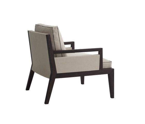 Soori Highline armchair by Poliform by Poliform