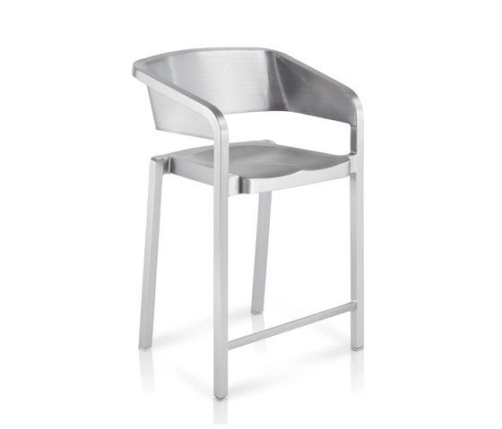 Soso Counter Stool by Emeco
