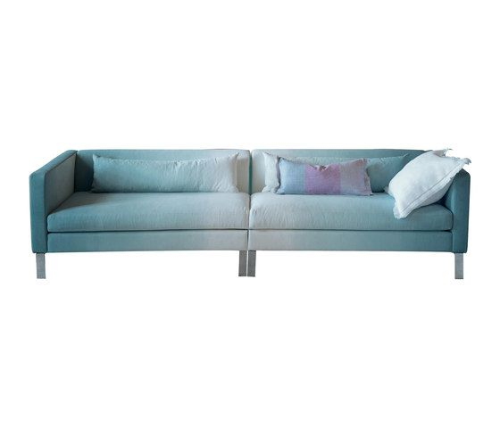 Square Sofa by Designers Guild by Designers Guild