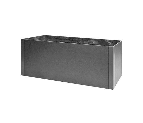 Squareline Box by Eternit (Schweiz) AG by Eternit (Schweiz) AG