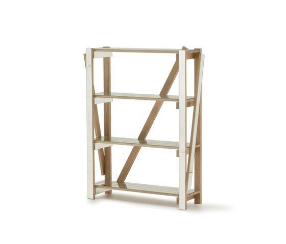 Standing Shelf 28. by Antique Mirror by Antique Mirror