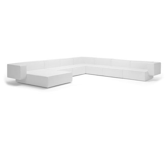 Step sofa 02 by viccarbe by viccarbe