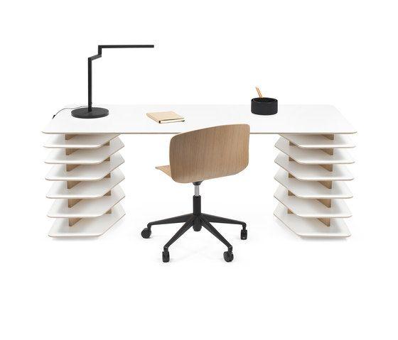 Strates Desk by OBJEKTEN by OBJEKTEN