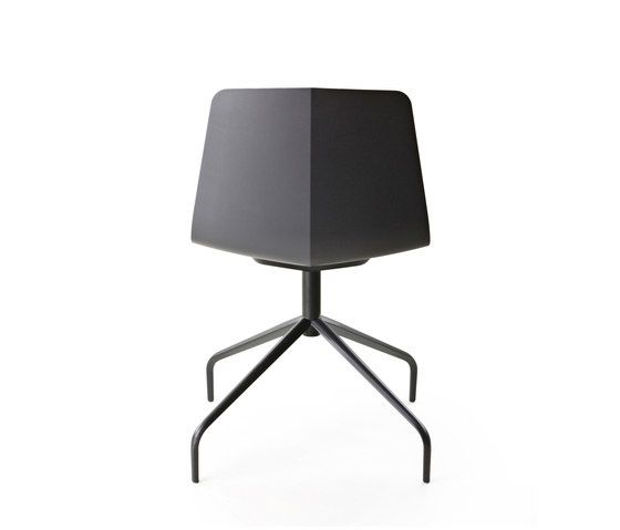 Stratos trestle swivel chair by Maxdesign by Maxdesign