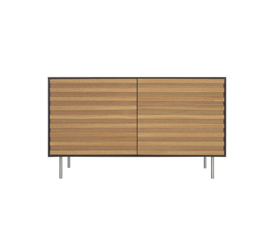 Stripey cabinet by Modus by Modus