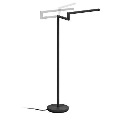 Swing Floor Lamp by OBJEKTEN by OBJEKTEN