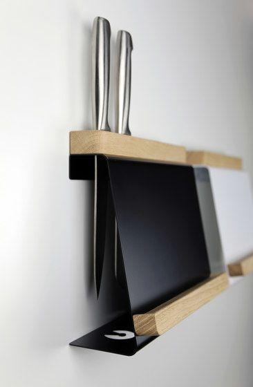 Tablio Tablet holder by Müller Möbelfabrikation by Müller Möbelfabrikation