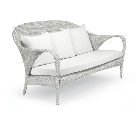 Tango 3 - seater by DEDON by DEDON
