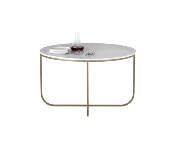 Tati Table 120 marmor by ASPLUND by ASPLUND
