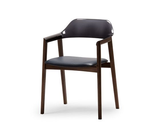 Ten Armchair - Back Resin by Conde House Europe by Conde House Europe