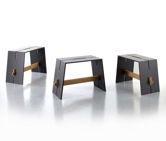 Tension side table 3er-Set by Conmoto by Conmoto