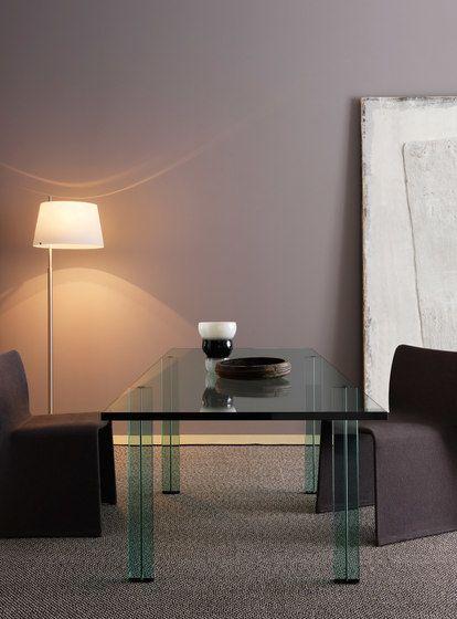 Teso Table by FontanaArte by FontanaArte