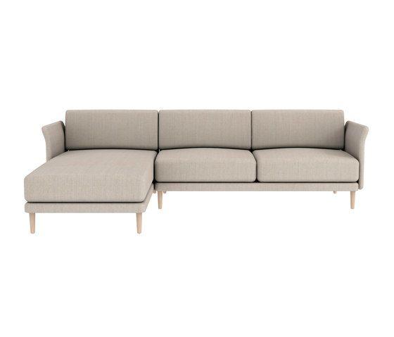 Theo 2-seat Corner Sofa by Case Furniture by Case Furniture