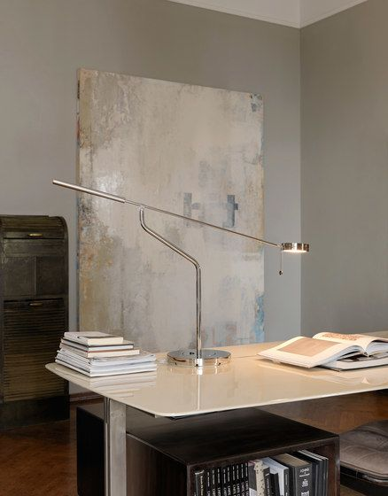 Three Sixty Table lamp by FontanaArte by FontanaArte