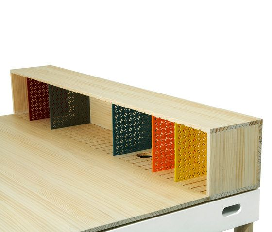 Tray Bureau by Imasoto by Imasoto