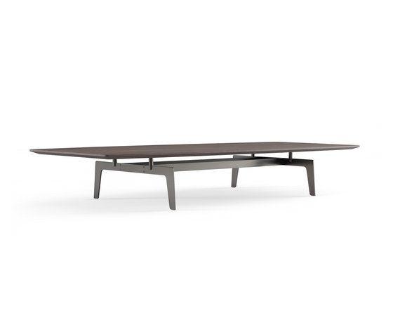 Tribeca coffee table by Poliform by Poliform