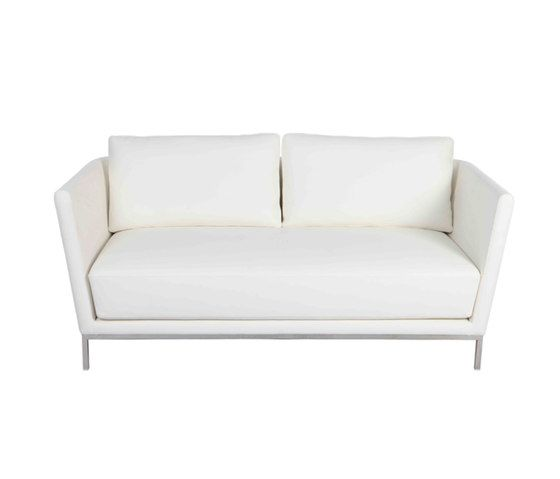 Tuscany 2-Seater Sofa by Akula Living by Akula Living