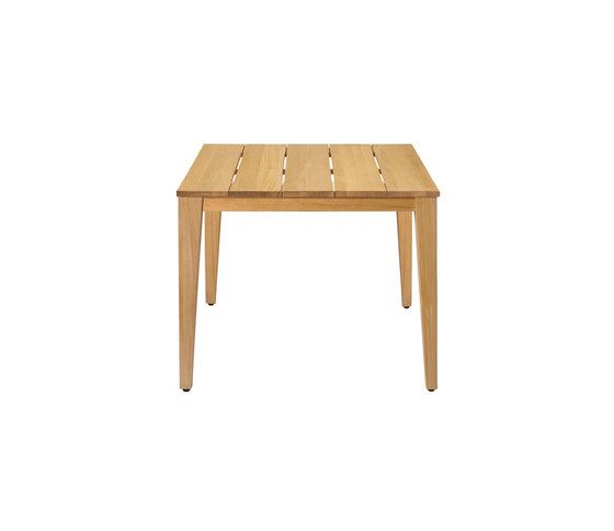 Twizt bistro table 90x90 cm by Mamagreen by Mamagreen