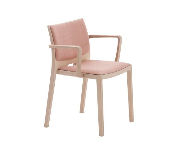 Unos Chair SO 6612 by Andreu World by Andreu World