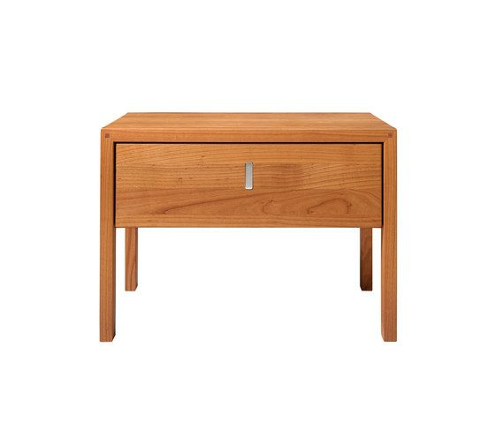 valore night stand by TEAM 7 by TEAM 7