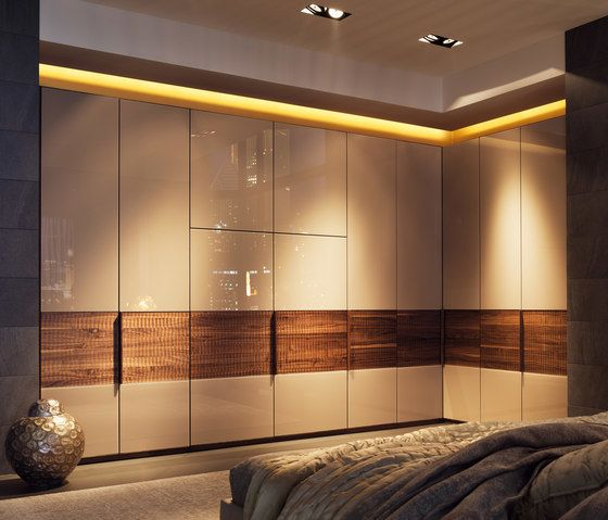 valore relief wardrobe system by TEAM 7 by TEAM 7