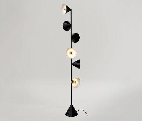 Vertical 1 Floor Lamp by Atelier Areti by Atelier Areti