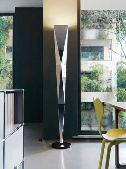 Vertigo Floor lamp by FontanaArte by FontanaArte