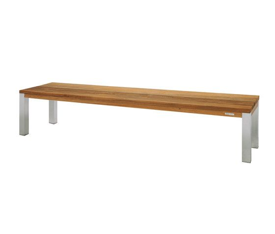 Vigo bench 220 cm (ss legs) by Mamagreen by Mamagreen