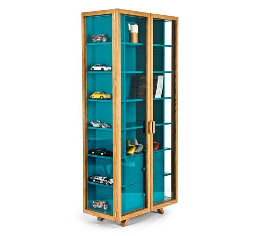 Vitrina tall cabinet by Case Furniture by Case Furniture