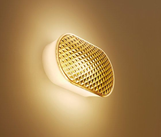Vitro Wall and ceiling lamp by FontanaArte by FontanaArte