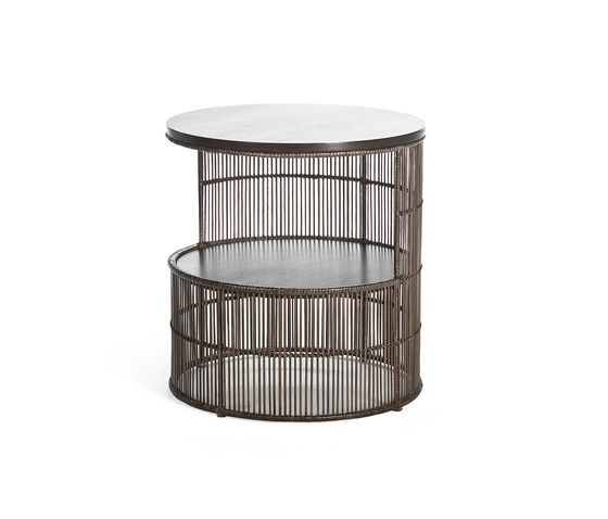 Voyage Night Table by Kenneth Cobonpue by Kenneth Cobonpue