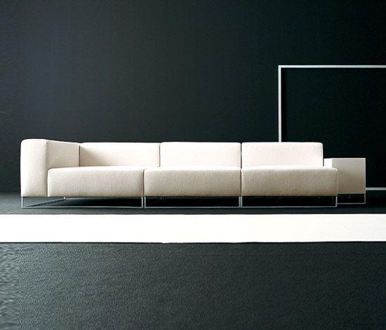 Wall 2 modular sofa system by Living Divani by Living Divani