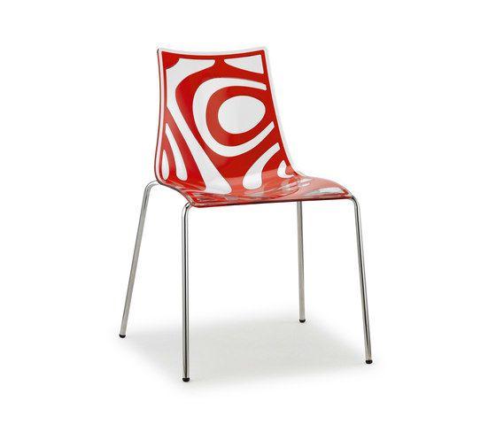 Wave 4-leg frame by Scab Design by Scab Design