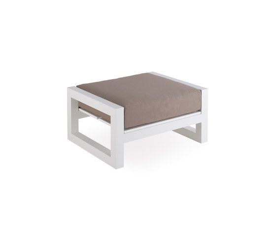 Weekend foot stool by Point by Point