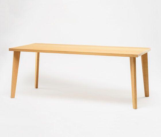 Wood Me Table by De Vorm by De Vorm