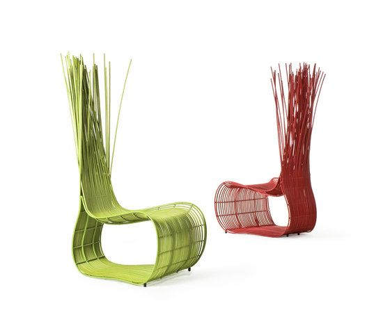 Yoda Easy Chair by Kenneth Cobonpue by Kenneth Cobonpue