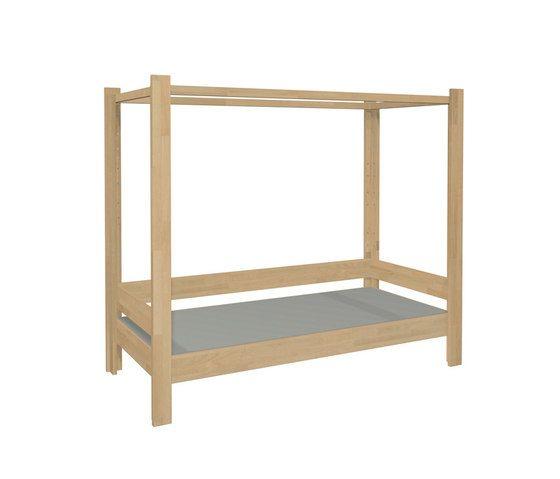 Youth Loft Bed DBB-100C by De Breuyn by De Breuyn