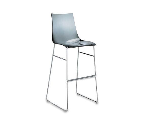 Zebra Antishock stool sledge frame by Scab Design by Scab Design