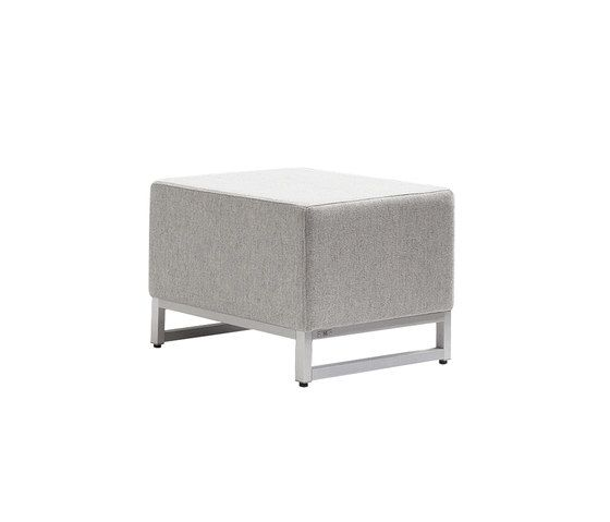 Zendo small footstool/sidetable by Manutti by Manutti
