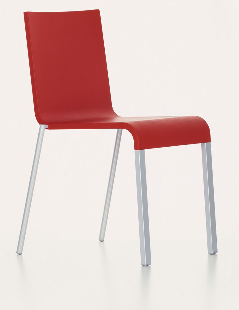.03 Four-leg Chair - Stacking by Vitra