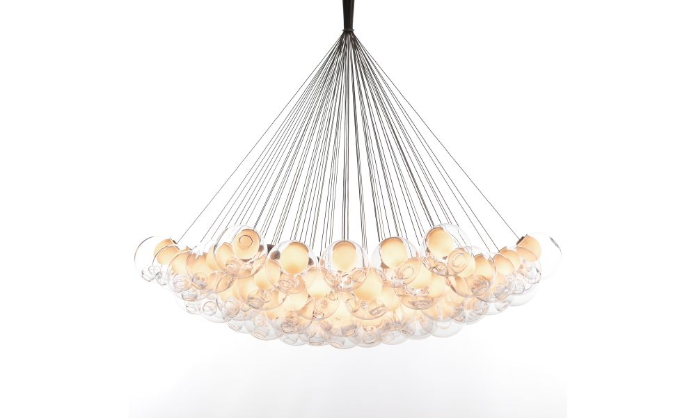 28.61 Cluster of 61 Pendants by Bocci