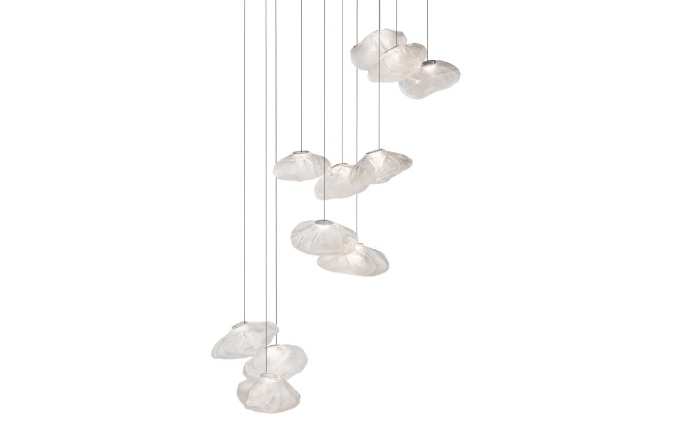 73.11 Rectangular Chandelier by Bocci